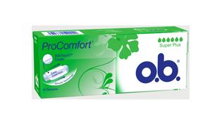 o.b.® ProComfort Super Plus tamponit